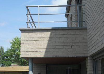 Balustrades aluminium