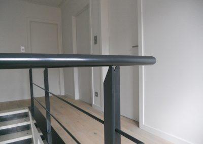 Maatwerk staal - balustrades